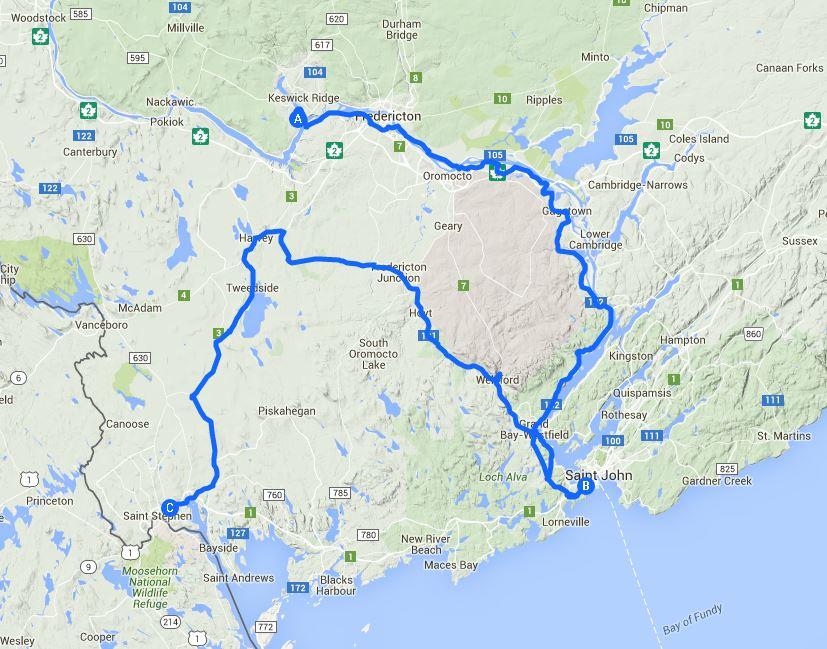 ride map Jun 27